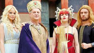 Bizans Oyunları filminin konusu ne Bizans Oyunları oyuncu kadrosunda kimler var