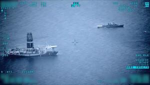 Türk Donanması Doğu Akdenizde