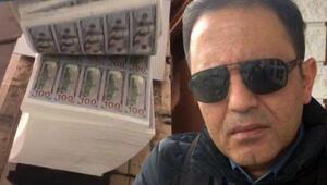 271 milyon sahte dolar basmak için 3 milyon lira harcamışlar