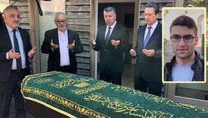Öğrenci yurdunda ölü bulunmuştu: Cenazesi Türkiye'ye gönderilecek