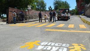 Kırıkhan'da, Önce Yaya projesi hayata geçiriliyor