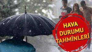 Meteorolojiden sağanak uyarısı.. 24 Temmuz Çarşamba günü hava nasıl olacak