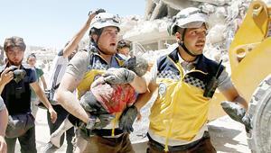 İdlib'de iki günde: En az 67 can kaybı