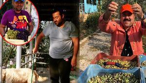 Ata Demirer'in çiftlik hayatı Bozcaadada neler oluyor