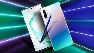 Samsung Galaxy Note 10 ve Galaxy Note 10 Plus ilk kez yan yana