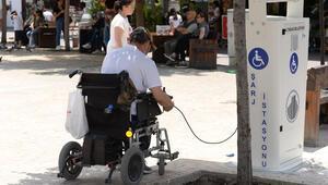 Altındağ'da engellilere büyük kolaylık