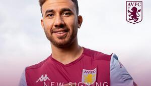 Son dakika transfer haberleri: Aston Villa, Kasımpaşadan Trezegueti transfer ettiğini resmen açıkladı