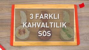 3 Çeşit Kahvaltılık Sos   Mucize Lezzetler