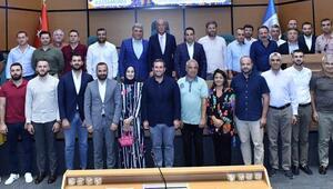 Üsküdar Belediyesporda başkanlığa Muammer Saka seçildi