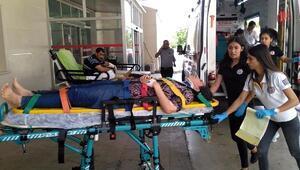 Kozanda kaza: 1i çocuk 3 yaralı