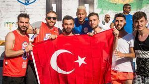 Red Bull Neymar Jr's Five'ta dünya şampiyonu Macaristan