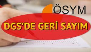 Dikey Geçiş Sınavı (DGS) sonuçları ne zaman açıklanacak