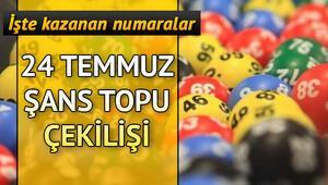 Şans Topunda 828 bin TL 1 kişiye çıktı.. 24 Temmuz MPİ Şans Topu çekiliş sonuçları
