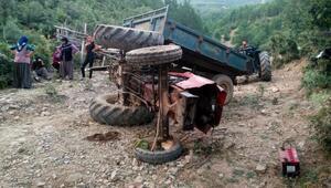 Doğum gününü kutlamaya hazırlanan Havvanur traktörün altında can verdi