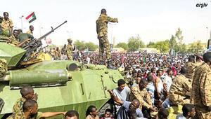 Sudanda genelkurmay başkanı öncülüğündeki darbe girişimi engellendi