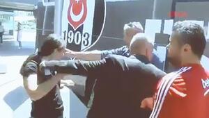Beşiktaşta Orhan Ak tartışması
