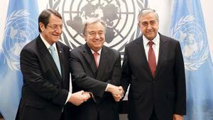 BM'de Kıbrıs mesaisi