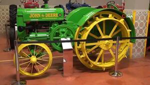 135 yıllık traktörler bu müzede sergileniyor