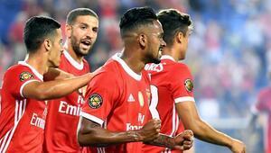 Benfica, 90+3te Caio ile kazandı