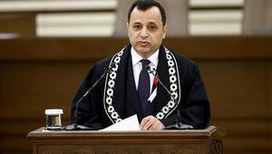AYM Başkanı Arslan: 190 binini karara bağladık