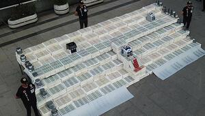 Tarihin en büyük sahte dolar operasyonuydu Böyle sergilediler