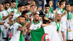 FIFA dünya sıralamasında Cezayirden büyük çıkış