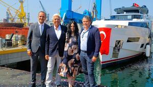 Sirena Marine, yeni modeli Sirena 88'i suya indirdi