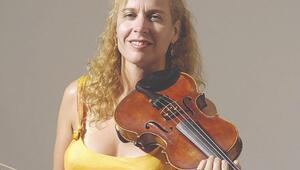 Jewett'ın kemanından üç Türk bestecisi
