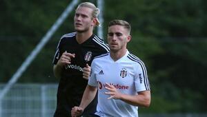 Beşiktaşın yeni transferi Tyler Boyd konuştu: Quaresmadan...