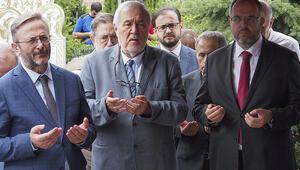 Prof. Dr. Halil İnalcık kabri başında anıldı