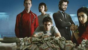 La Casa de Papel yeni sezon yayınlanacak mı