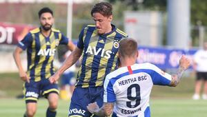 Hertha Berlin - Fenerbahçe: 2-1