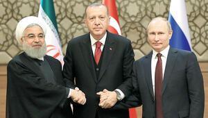 Rusya'nın tercihi 'Suriye beşlisi'