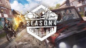 PUBG Season 4 PC için yayında