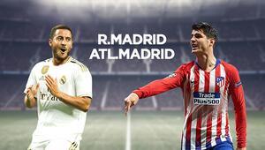 Uluslararası Şampiyonlar Kupasında Madrid derbisi iddaanın favorisi...