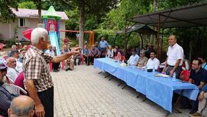 Kaymakam Türkmenoğlundan köy ziyaretleri