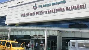 Fabrikada yemekten zehirlenen 54 kişi hastaneye kaldırıldı