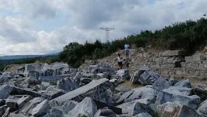 Erdekte Kyzikos antik kentindeki kazılar başladı