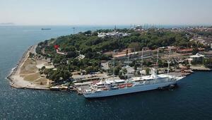 Dünyanın en büyüklerinden... İstanbulu keşfe çıktı