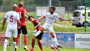 Kayserispor 60 dakikada 9 gol yedi