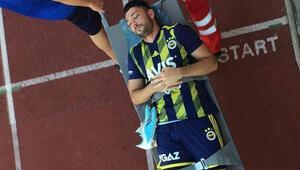 Fenerbahçede çifte sakatlık şoku