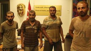 Nijeryada kurtarılan 4 Türk vatandaşı o anları anlattı