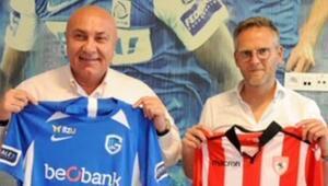 Akademi iş birliği imzalandı Genk ile Samsunspor...