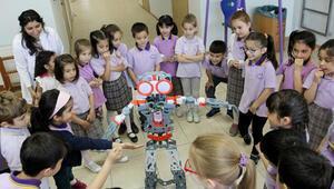 BİLSEM öğretmenlerine '3D' eğitimi