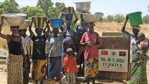 DSİden Afrikaya can suyu