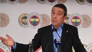 Fenerbahçe Başkanı Ali Koçtan transfer açıklaması