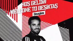 Beşiktaş Douglas transferini duyurdu
