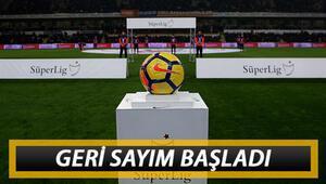 Süper Lig ne zaman başlayacak Süper Ligde yeni sezon fikstürü