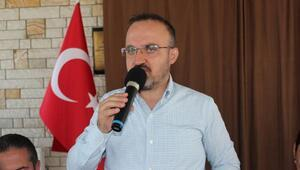 AKPartili Turan: Kıbrıs'ta garantörlük hakkıolmayanların ne işi var