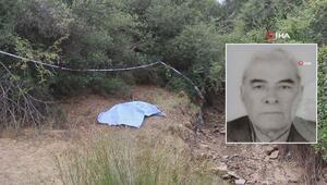 Su borusu bağlamak için gittiği dere yatağında ölü bulundu
